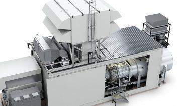 Gas turbins
