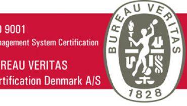 VM Kompensator ISO 9001-2015 certified