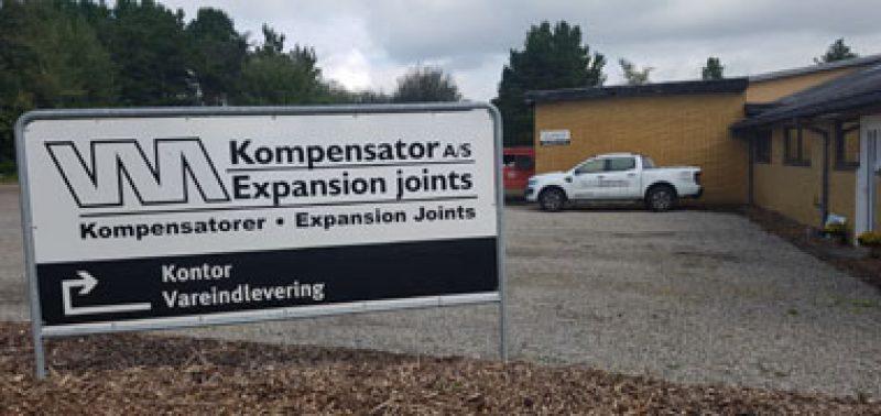 VM Kompensator A/S expands