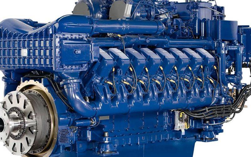 Dieselmotorer