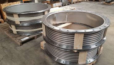Exhaust Steel Expansion Joints