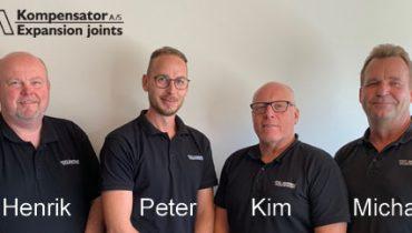 For at styrke vores position på det danske og Skandinaviske marked har VM kompensator ansat to nye kollegaer.