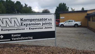 VM Kompensator A/S udvider